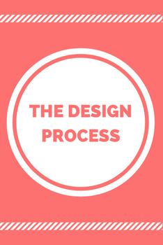 Design Process Bulletin Board