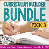 Design Your Own Bundle: PICK 3
