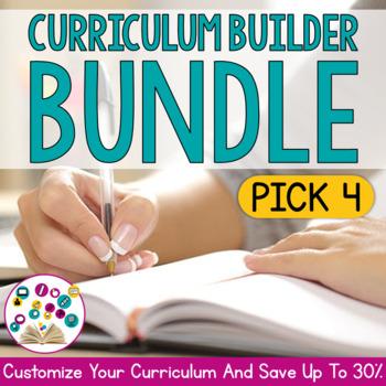 Design Your Own Bundle: PICK 4