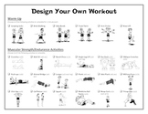 Design Your Own Work-Out