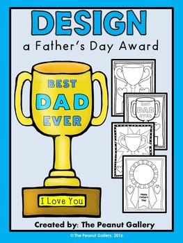 Design a Father's Day Award