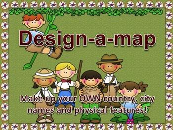 Design a Map