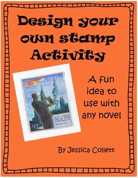 Reading (pre/post/during) activity for any novel: Design y