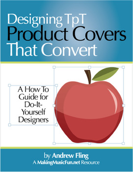 Designing TpT Product Covers That Convert | Free Digital P