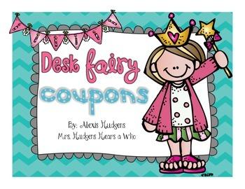 Desk Fairy Coupon