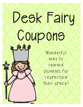 Desk Fairy Coupons