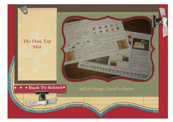 Desk Top Mat