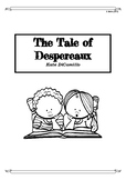 The Tail of Despereaux Chapter-by-Chapter Higher Order Thi