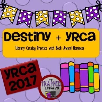 Destiny + Young Reader's Choice Award