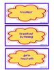 Destiny's Gift Vocabulary Cards, Unit 1, Lesson 3, Journey