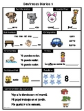 Destrezas Diarias de lenguaje grades   K-1