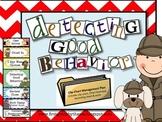 Detecting Good Behavior (Detective Themed Clip Chart Behav