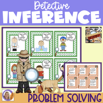 Detective Inference activities