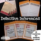 Detective Inferences