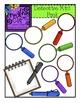 Detective Mini Pack {Creative Clips Digital Clipart}