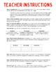 CSI Report: Comparing Texts, Citing Textual Evidence, Bias