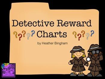 Detective Reward Charts