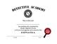 Detective Theme: Case Folder Labels, Letterheads, Diploma (K-6)