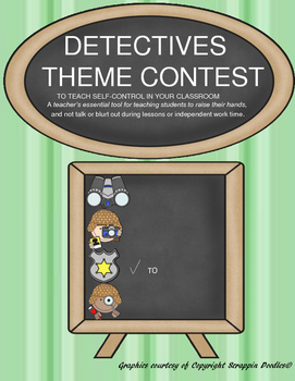 Detective Theme Contest