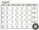 Detective Theme: Parents Guide, Calendar, Newsletter (K-6)