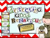 Detective Themed Behaviour Clip Chart Management System (A