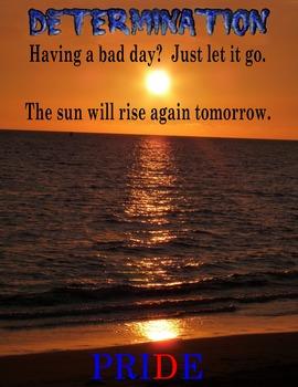 Determination Sunset