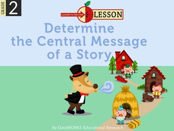 Determine the Central Message of a Story