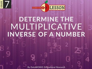 Determine the Multiplicative Inverse of a Number