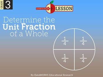 Determine the Unit Fraction of a Whole