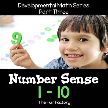 Developmental  Math Skills {PK/K} - Number Sense