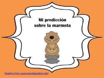 Día de la marmota (predicción)