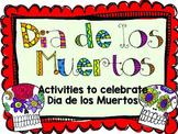 Dia de los Muertos Activities