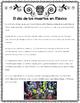 Día de los Muertos Complete Spanish Resource Pack