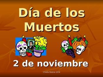 Dia de los Muertos PP Español