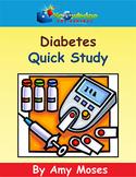 Diabetes Quick Study