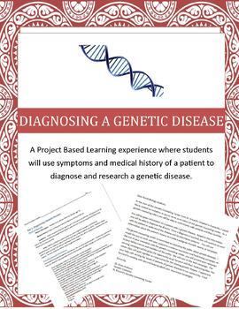 Diagnosing a Genetic Disease PBL