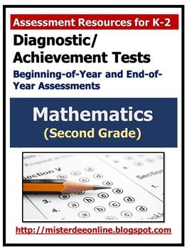 Diagnostic/Achievement Test in Mathematics (Second Grade)