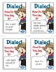 Dialect Activity and Game