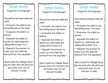 Dialogic Reading - How To