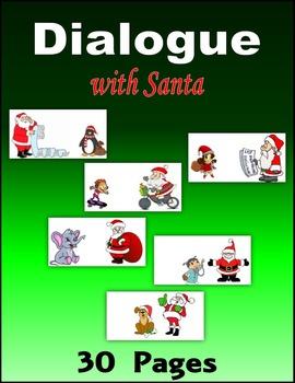 Dialogue with Santa