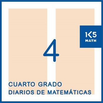 4th Grade Spanish Math Journals