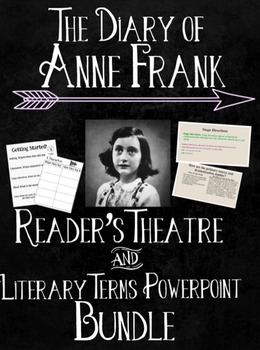 Diary of Anne Frank Bundle