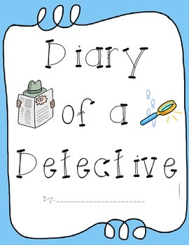 Diary of a Detective - Common Core Close Reading Packet