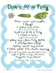Diary of a Frog: science, writing, vocabulary and printabl