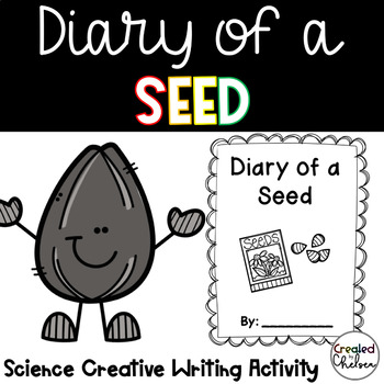 Diary of a Seed or Plant {FREEBIE!}