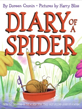 Diary of a Spider - Recalling Diary (Story) Events