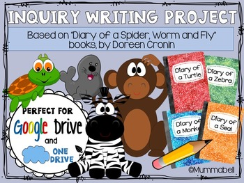 Diary of an Animal Inquiry Writing Project - DIGITAL Googl