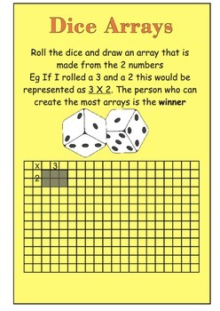 Dice Arrays