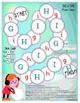 Dice Code Winter Alphabet Game Boards