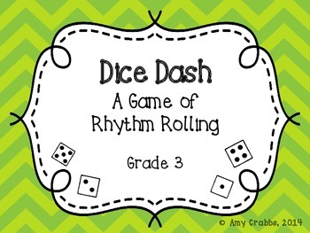Dice Dash: A Rhythm Game (Grade 3)